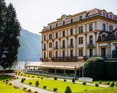 Lake Como celebrities