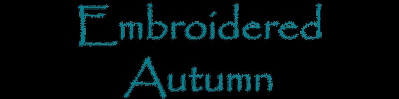 Embroidered Autumn